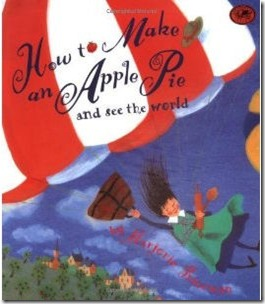 book How to make an apple pie