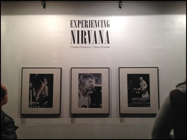 Experiencing Nirvana Exhibition Proud Camden