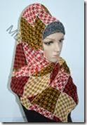 model jilbab scraf