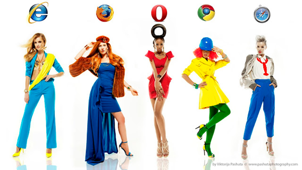 navigateurs web sexy