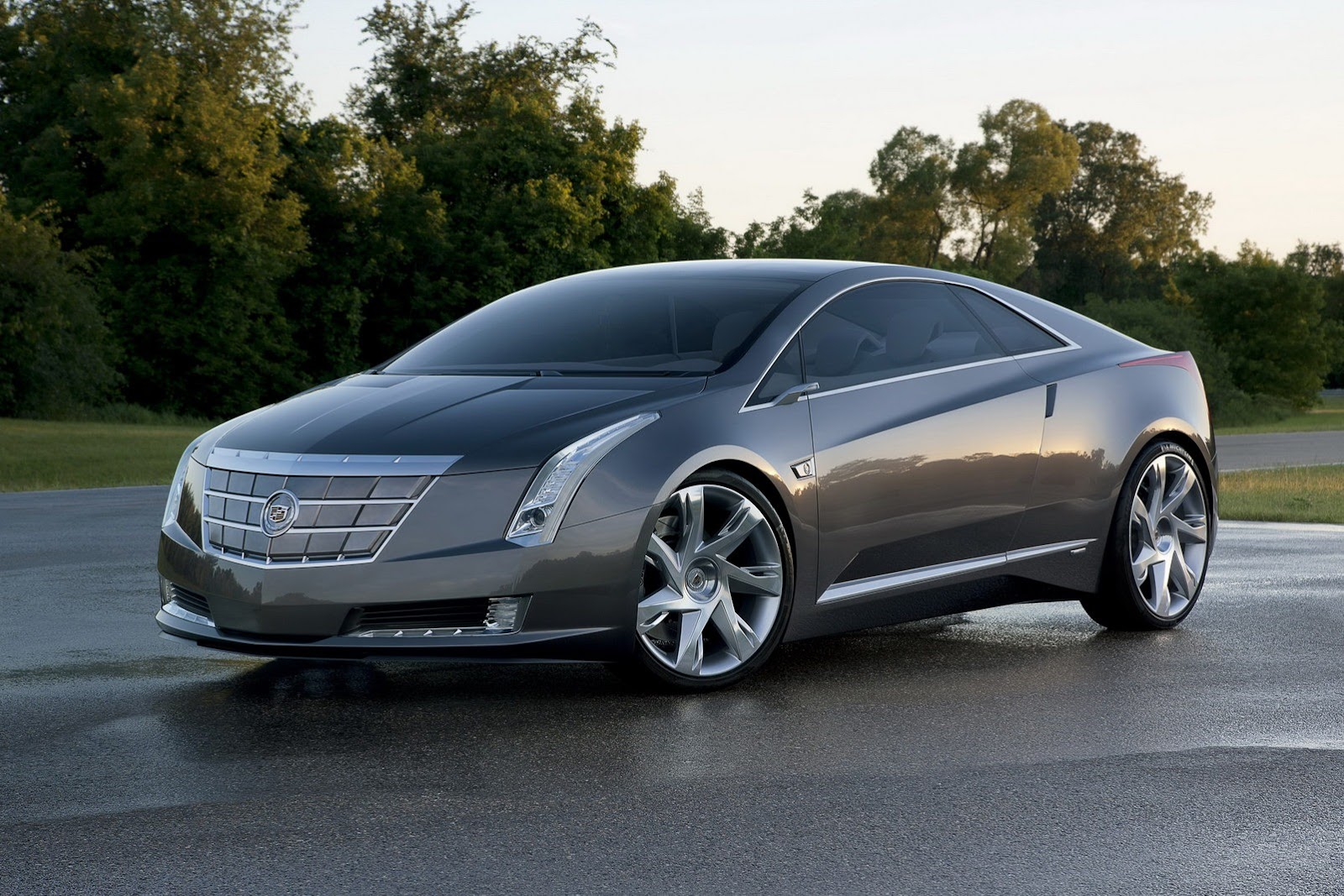 All-New 2014 Cadillac ELR Coupe