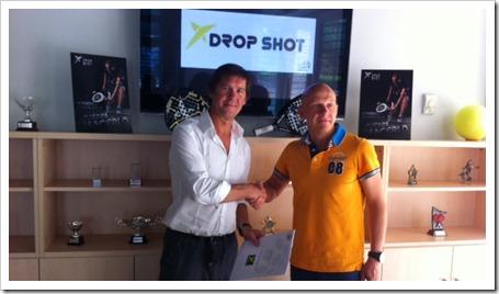 Drop Shot anuncia acuerdos con varias federaciones y sigue creciendo como firma.