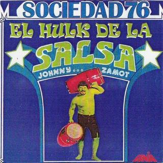 El Hulk De La Salsa Front
