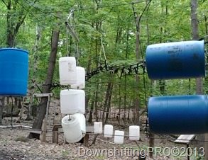 Ontario Pioneer Camp  Adventure Camp_Low Ropes_OPC_#PioneerCamp_@DownshiftingPRO