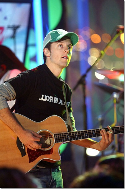 Jason Mraz - 2004- TRL BreakOut Stars Week With Jason Mraz