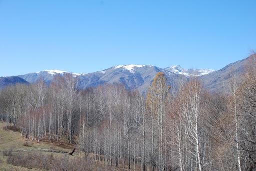 Xinjiang, Hemu - Vallée