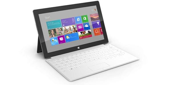 ¡Un nuevo retador para el iPad: Microsoft Surface!