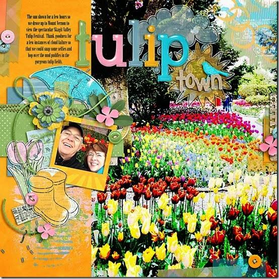 tulip Town 2014