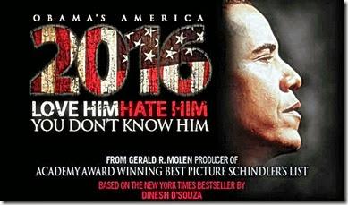 Obama's America 2016 ad banner