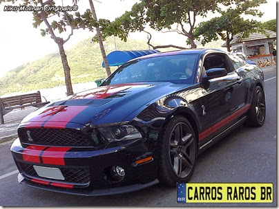Ford Mustang Shelby GT500 preto (3)