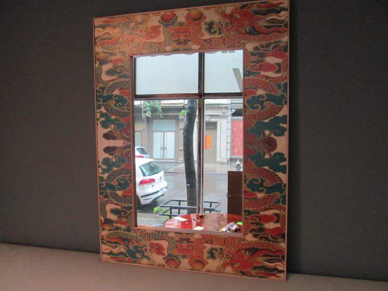 Chinoserie Mirror