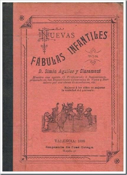 Librito del maestro Aguilar. 1895