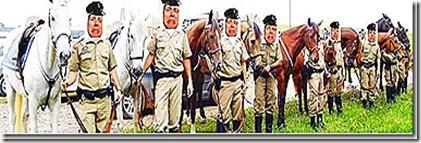 Cavalos aposentaveis
