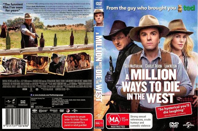 A Million Ways To Die In The West – Latino