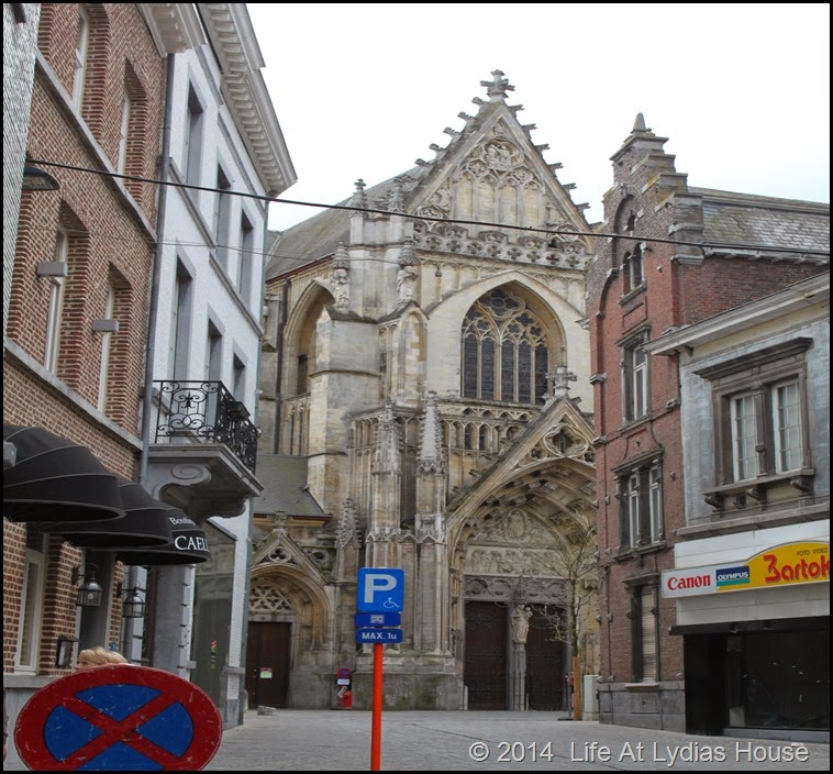 Basilica of Our Lady Tongeren