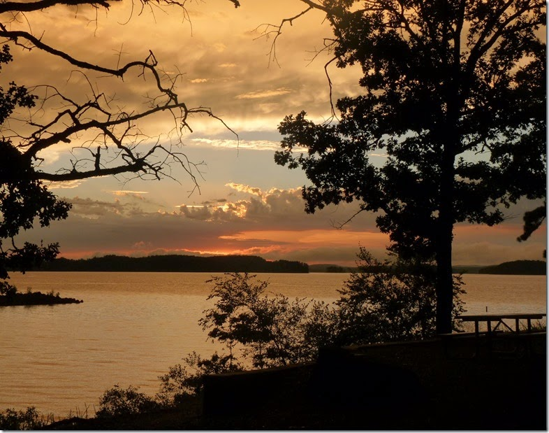 Oachita Lake AR