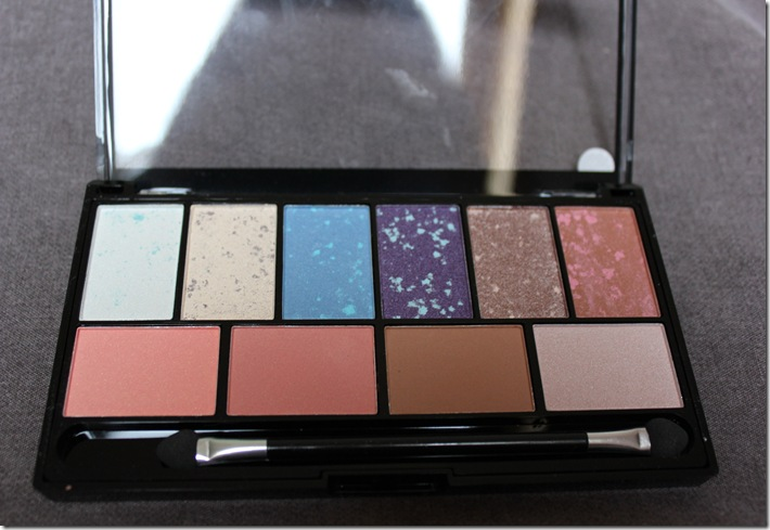 mua artiste collection palette