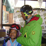 Alpine Meadows party for Jamaica Ski Team