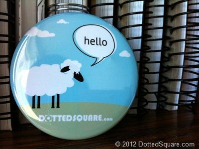 DottedSquare.com badge