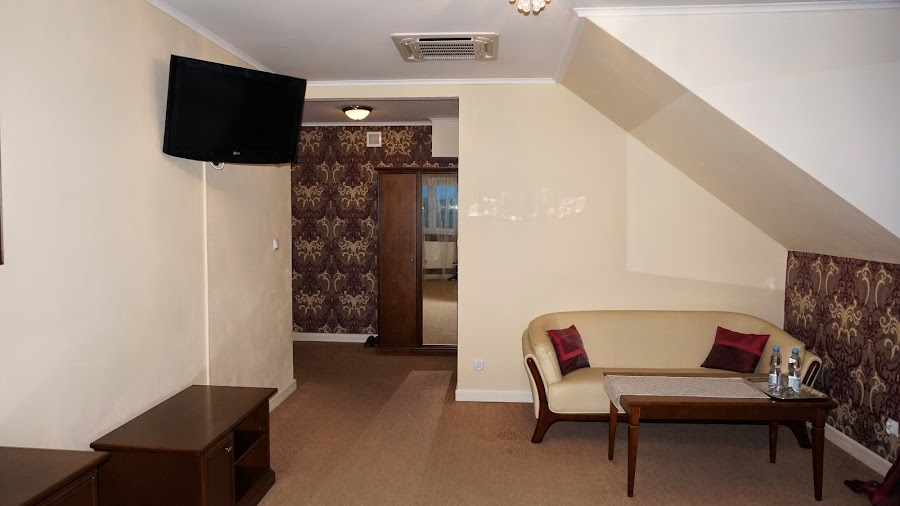 Улучшенный 2-местный номер в отеле Dworek Helena