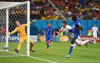 Italie – Uruguay Pour une place en huitièmes de finale