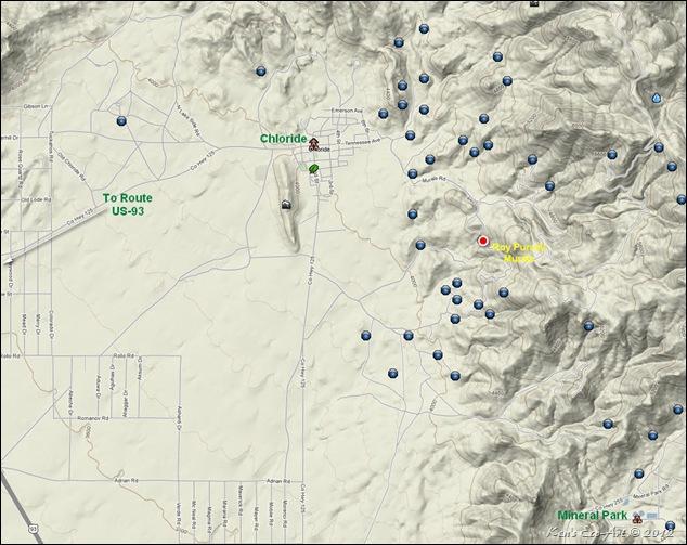 Chloride Map