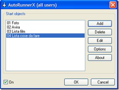 AutoRunnerX
