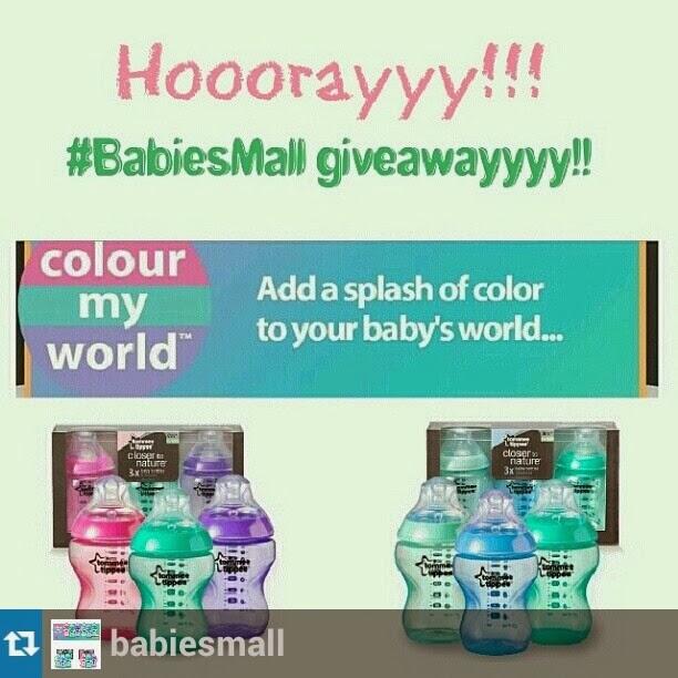 Babiesmall Giveaway