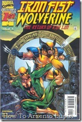 P00072 - Iron Fist & Wolverine #1