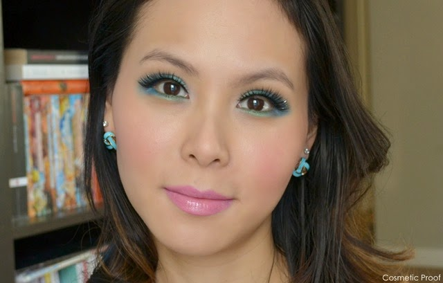 Femme Fatale Lashes in A Girls Best Friend Look Review (12)