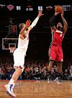 lebron james nba 130301 mia at nyk 33 LeBron Debuts Prism Xs As Miami Heat Win 13th Straight