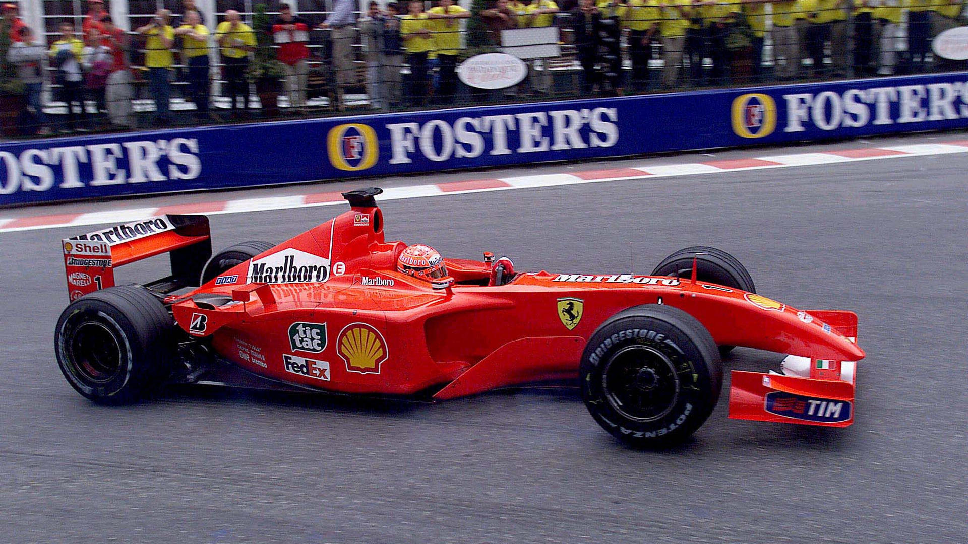 ferrari f2001 michael schumacher - photo #13
