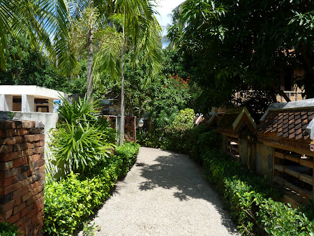 Paradis Thailanda: drumul spre East Beach