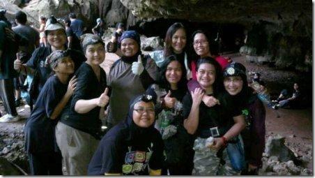 gua tempurung july