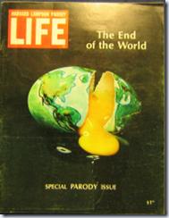 Life Magazine Parody