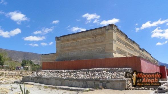 Ruinas de Mitla Oaxaca México