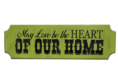 Heart of our Home Board