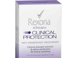 Go shopping with Rexona ($150 Giveaway)