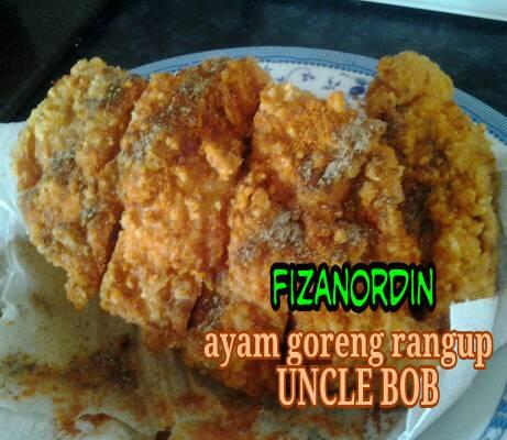 Resepi Ayam Goreng Uncle Bob Resepi Ayam B