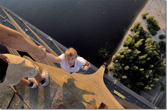 hanging-at-380-feet