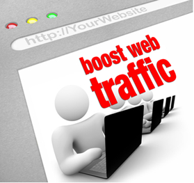 Tips To Increase Blog Traffic Inorganically