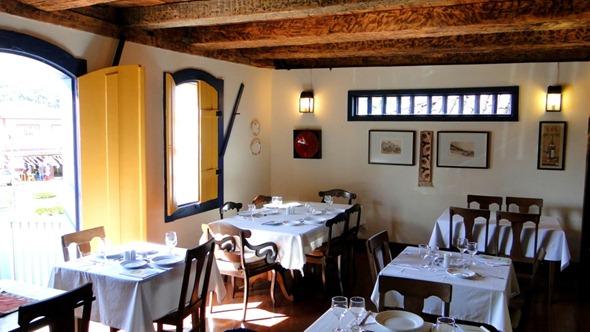 Sala de Jantar - Solar dos Montes