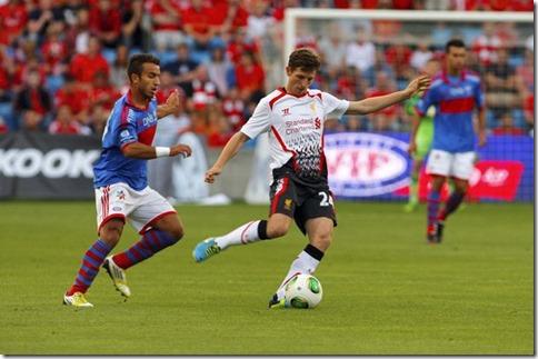 Liverpool-v-Valerenga