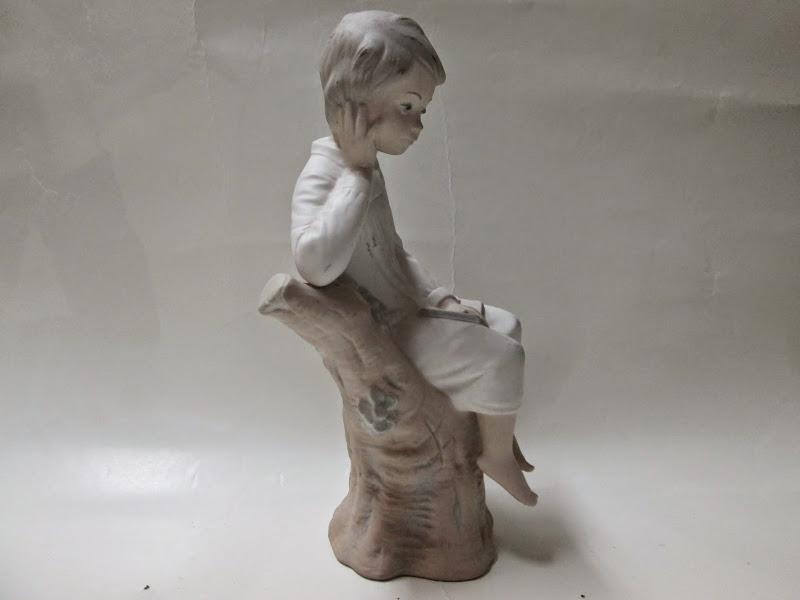 Lladro Child Figure