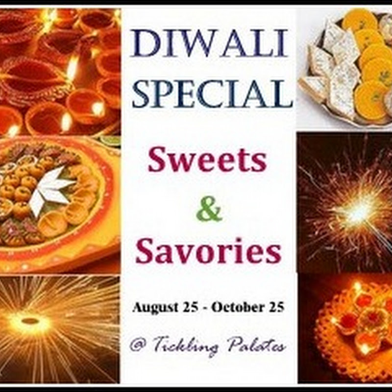 Announcing Diwali Special  Sweets &amp; Savories