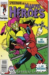 P00061 - Marvel Heroes #74