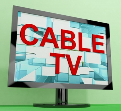 Cable TV 12-4-12