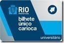 Bilhete Único Carioca Universitário