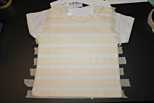 stripe shirt before