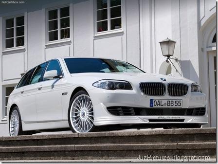 Alpina BMW B5 Bi-Turbo Touring1